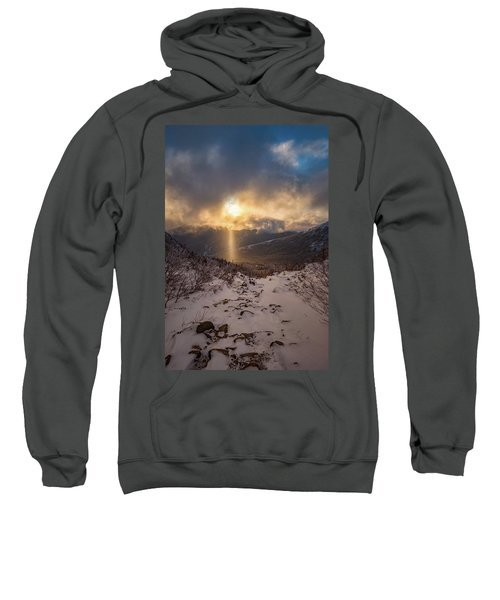 Let There Be Light Sweatshirt