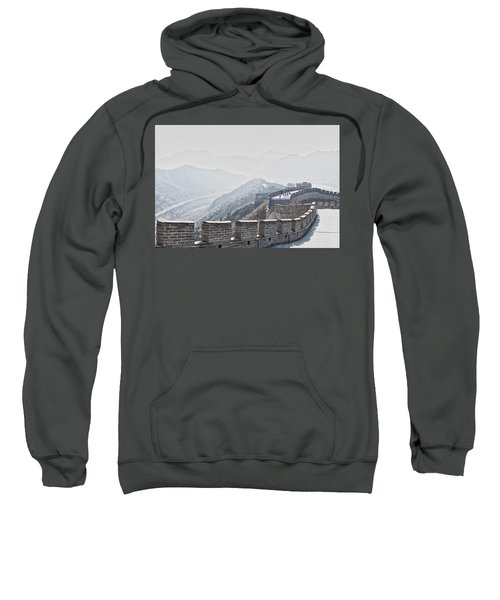 The Great Wall Of China Sweatshirt