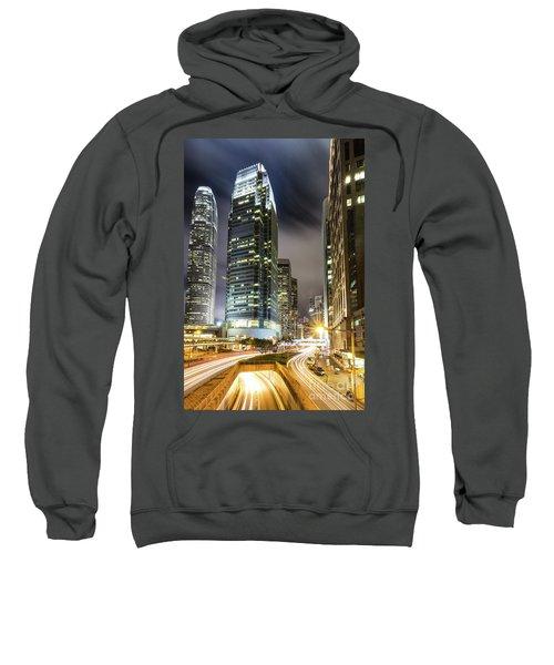 Hong Kong Night Rush Sweatshirt
