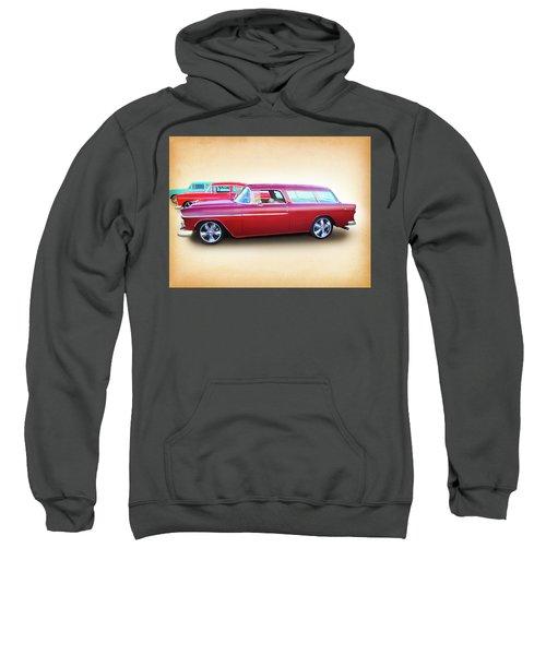 3 - 1955 Chevy's Sweatshirt