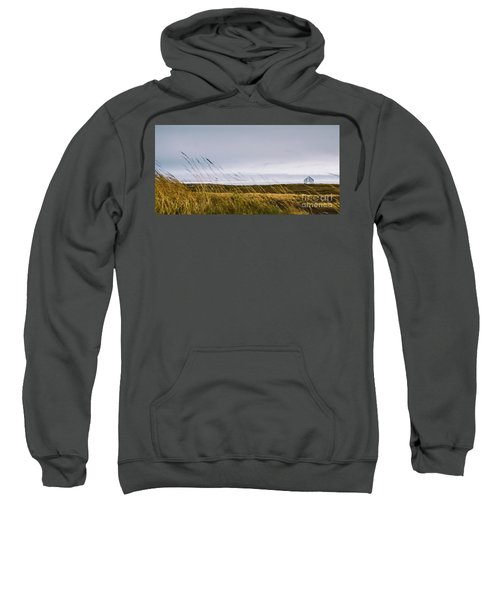 Beautiful Panoramic Photos Of Icelandic Landscapes That Transmit Beauty And Tranquility. Sweatshirt