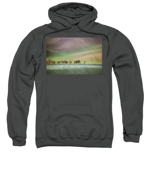 Autumn In South Moravia 3 Sweatshirt