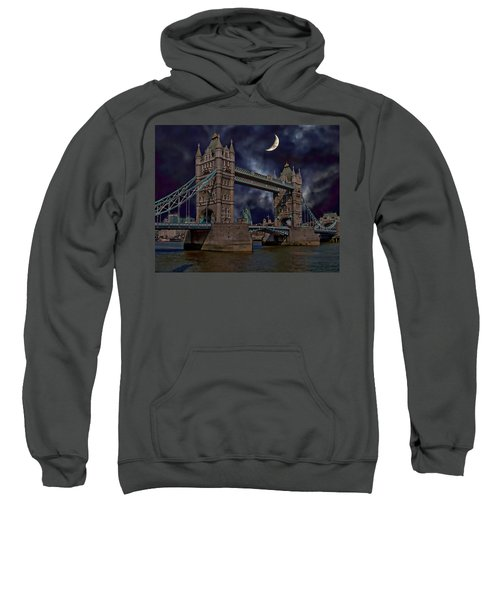 London Tower Bridge Sweatshirt
