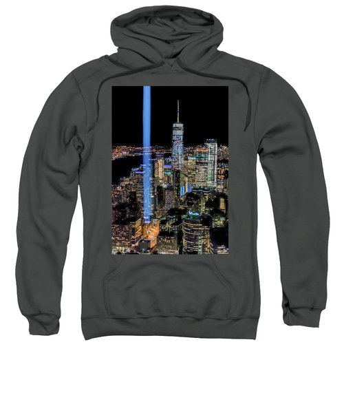 911 Lights Sweatshirt