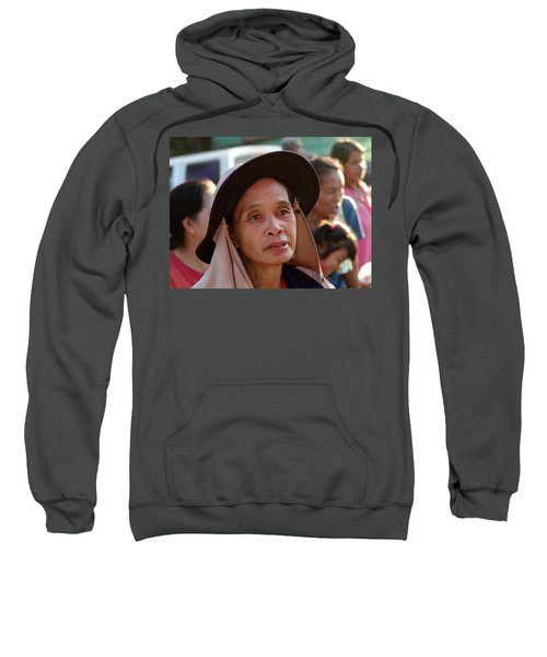 A Face Of Life Sweatshirt