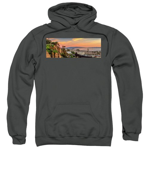 A Nice Evening In The Park - Panorama Sweatshirt