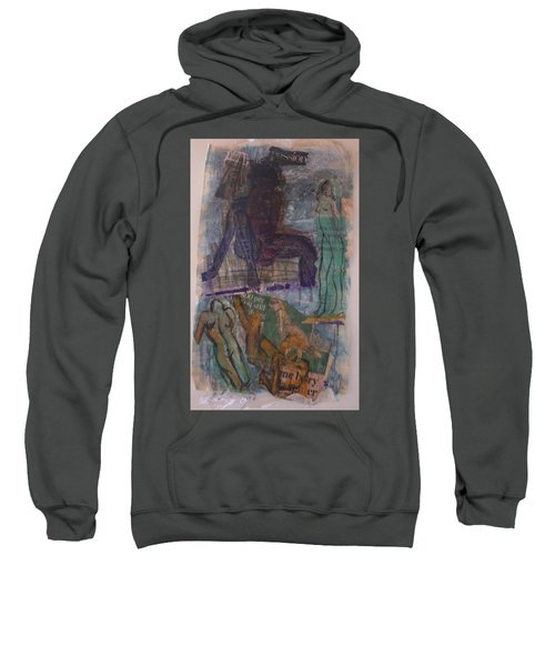 A Pawn On Life's Board Sweatshirt