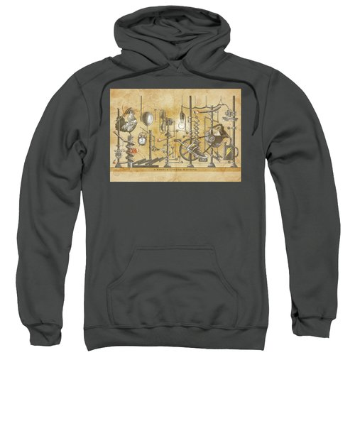 A Simple Coffee Machine Sweatshirt
