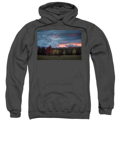 Adirondack Loj Road Sunset Sweatshirt