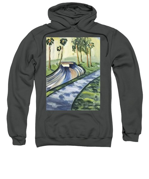 Afternoon In The Park Sweatshirt
