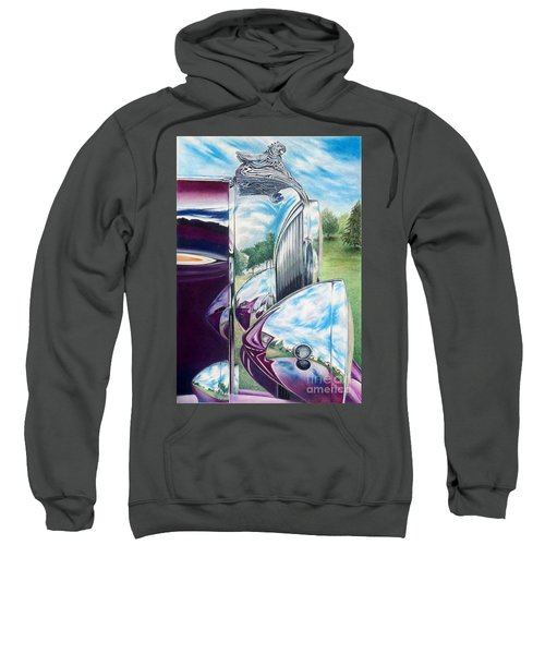 Aged Elegance Sweatshirt