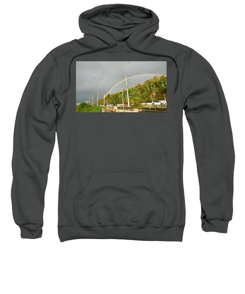 Aguadilla Rainbow Sweatshirt