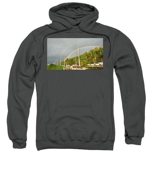 Aguadilla Rainbow Sweatshirt