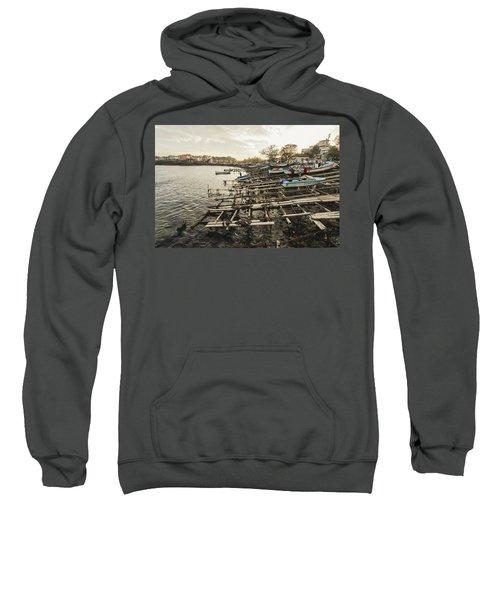 Ahtopol Fishing Town Sweatshirt