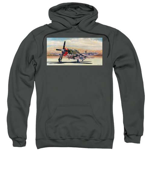 Airshow Thunderbolt Sweatshirt