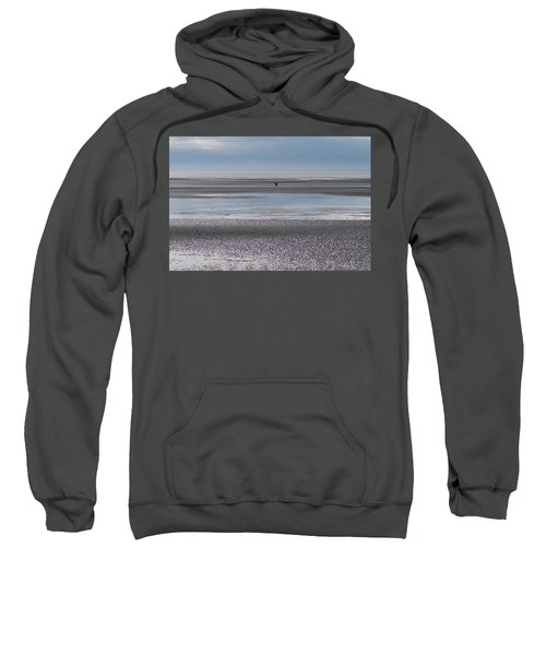 Alaska Brown Bear On The Shore Sweatshirt