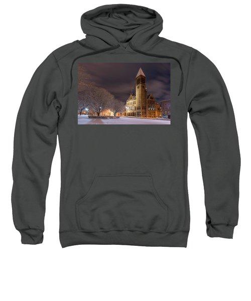 Albany City Hall Sweatshirt