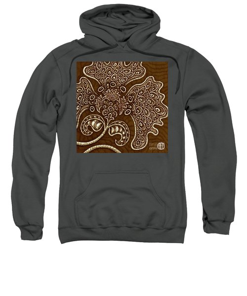 Alien Bloom 6 Sweatshirt