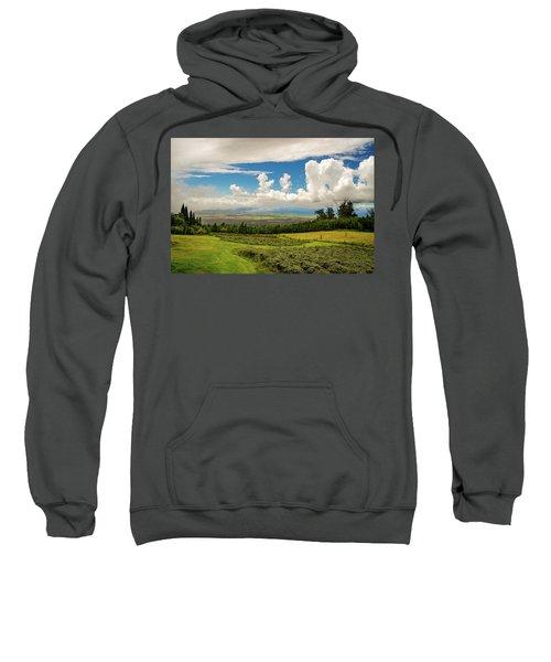 Alii Kula Lavender Farm Sweatshirt
