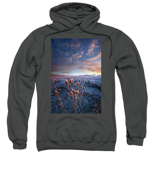 All That You Need Is In Your Soul Sweatshirt