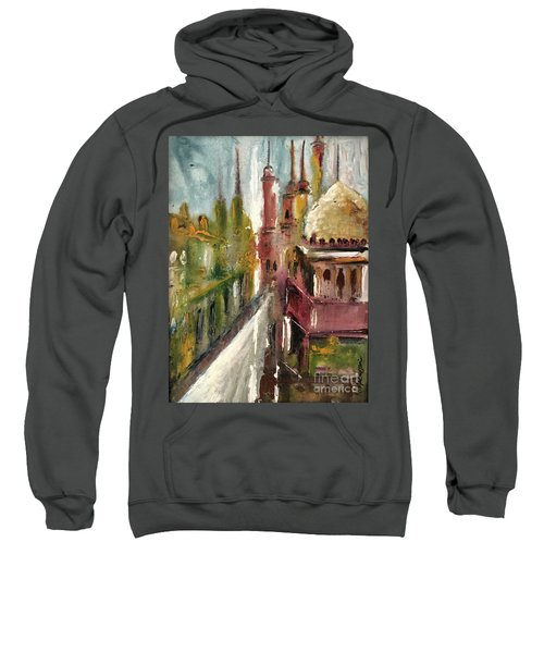 Mosque  Sweatshirt