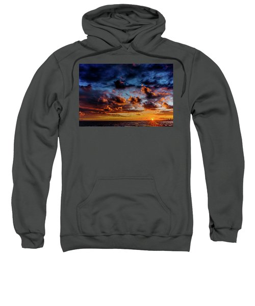 Almost A Painting Sweatshirt