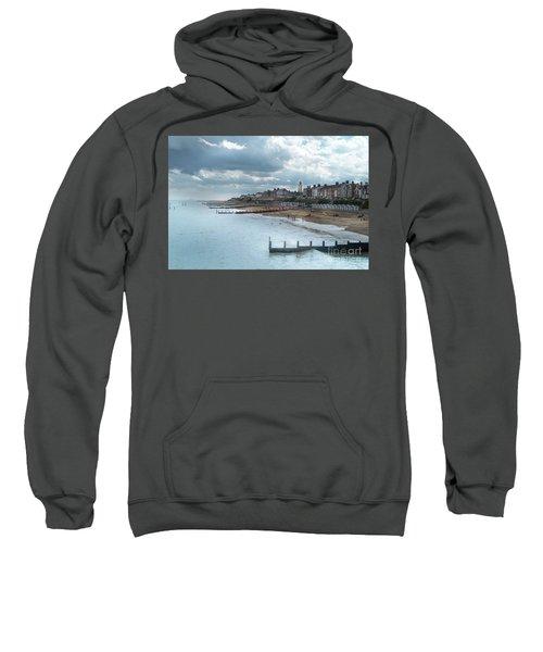 An English Beach Sweatshirt