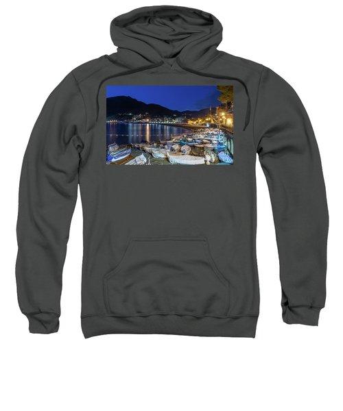 An Evening In Levanto Sweatshirt