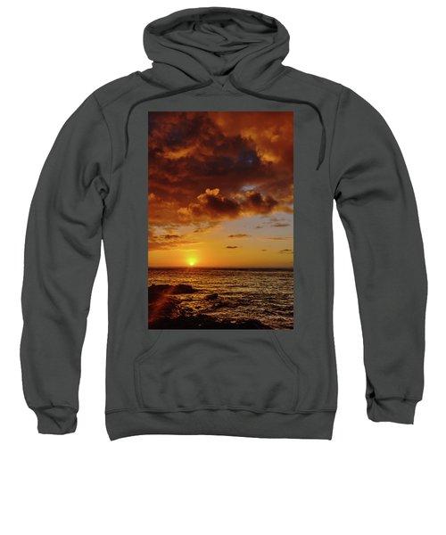 And Then The Sun Set Sweatshirt