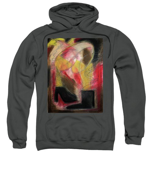 Angel At The Beach Sweatshirt