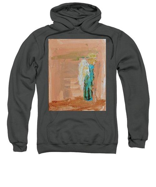 Angel Boy In Time Out  Sweatshirt