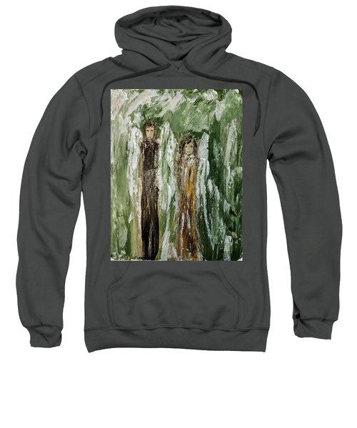 Angels For Support Sweatshirt