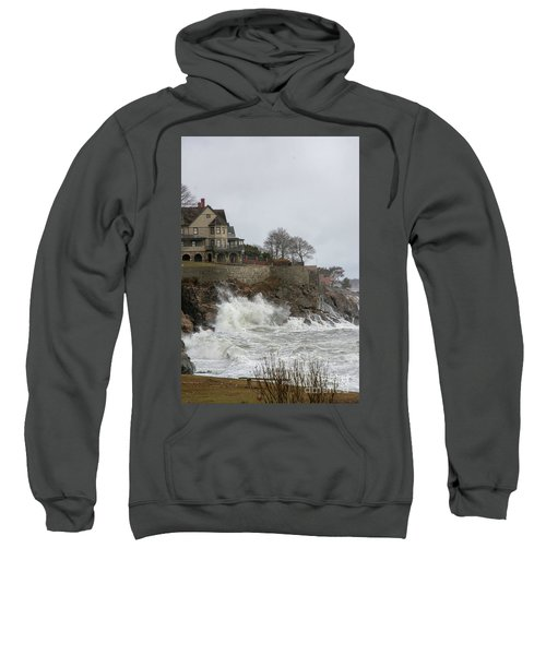 Angry Splash Sweatshirt