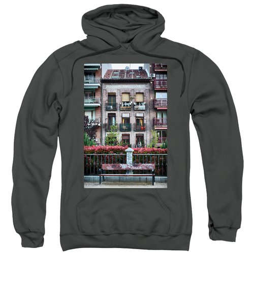 Apartments In Madrid Sweatshirt