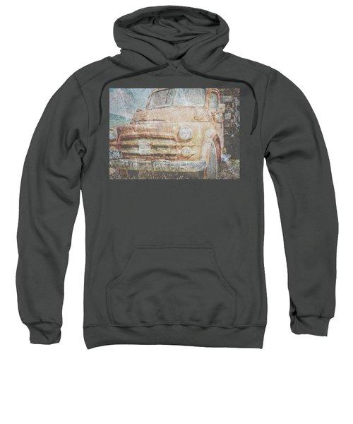 Apple Farm Work Truck Sweatshirt