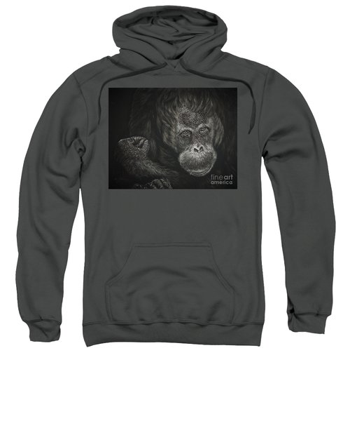 Are You Looking At Me Sweatshirt