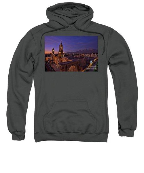 Arequipa Is Peru Best Kept Travel Secret Sweatshirt