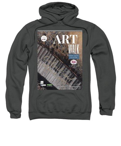 Artwalk Art Show Scottsdale  Sweatshirt