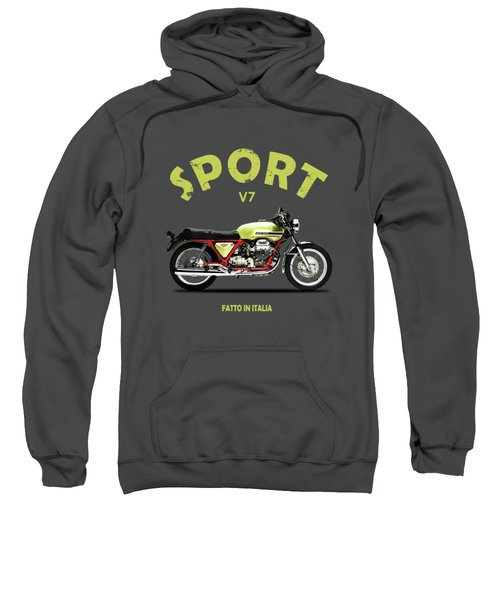 Moto Guzzi V7 1971 Sweatshirt