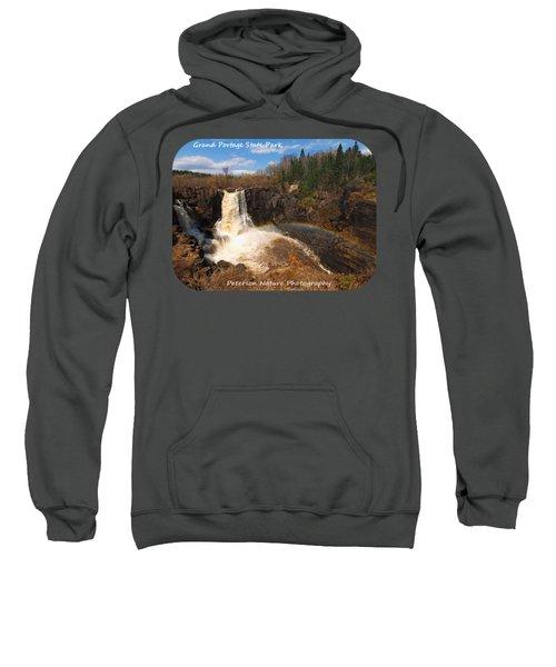 High Falls Rainbow Sweatshirt