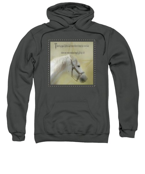 A Place In The Sun - Phrase Sweatshirt