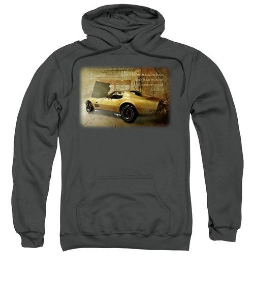 Golden Stingray - Verse Sweatshirt