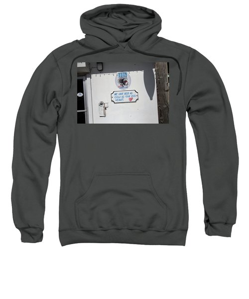As Cold As Your Ex's Heart Sweatshirt