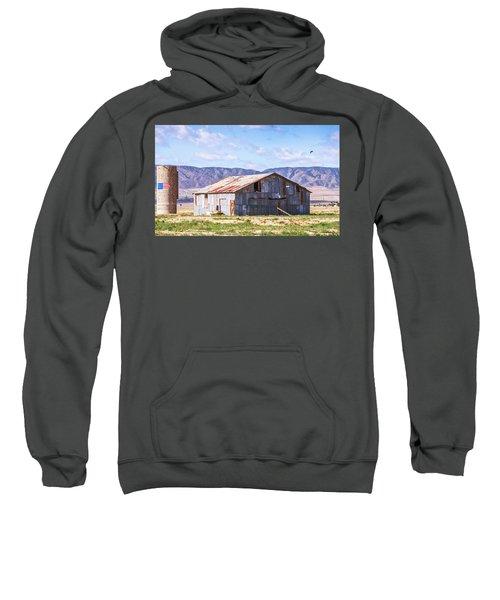 As The Crow Flies Sweatshirt