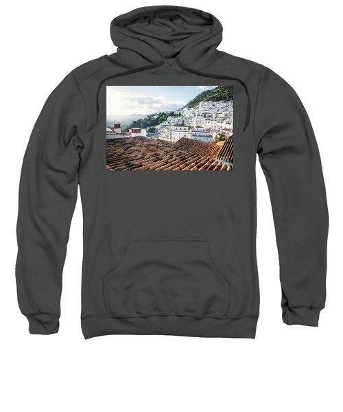 At The Edge Of The Sky Sweatshirt