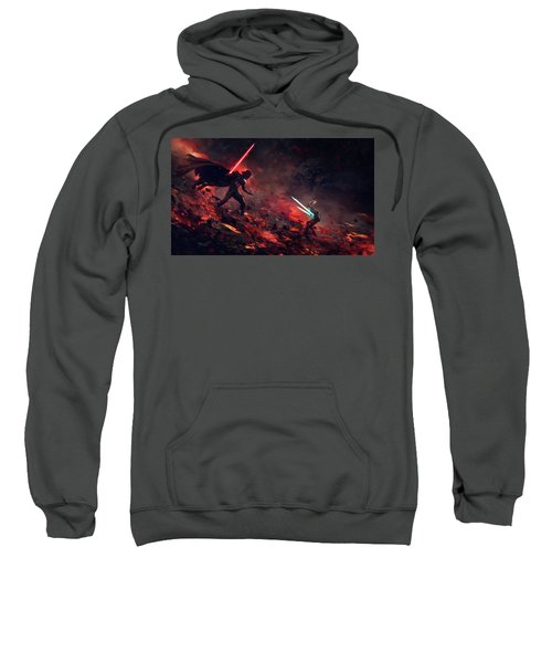 At The End Of All Things Sweatshirt