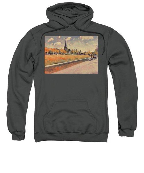 Autumn Along The Griend Sweatshirt