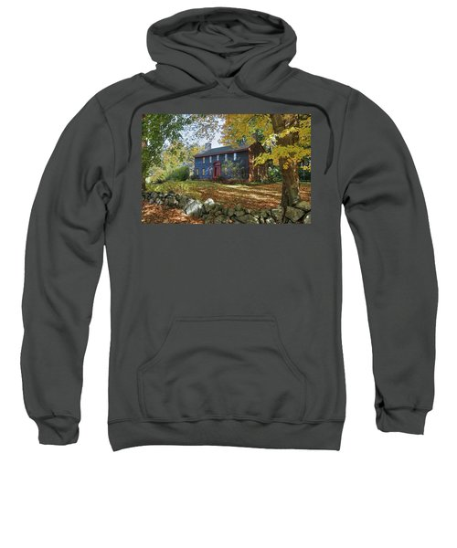 Autumn At Short House Sweatshirt