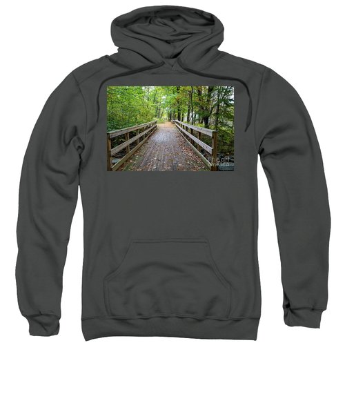 Autumn Bridge Sweatshirt