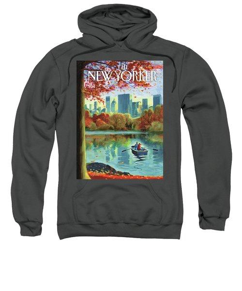 Autumn Central Park Sweatshirt
